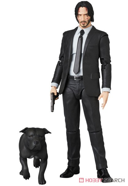 Mafex No.085 John Wick (Chapter 2) (Completed) Item picture1