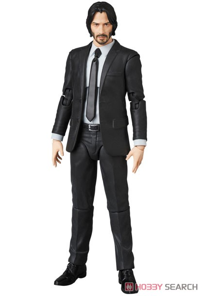 Mafex No.085 John Wick (Chapter 2) (Completed) Item picture2