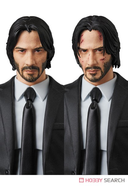 Mafex No.085 John Wick (Chapter 2) (Completed) Item picture4