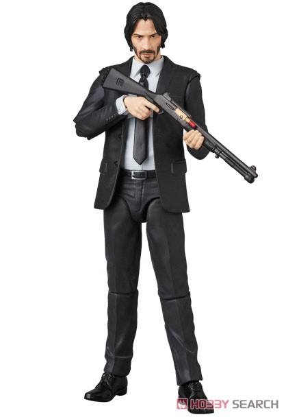 Mafex No.085 John Wick (Chapter 2) (Completed) Item picture5
