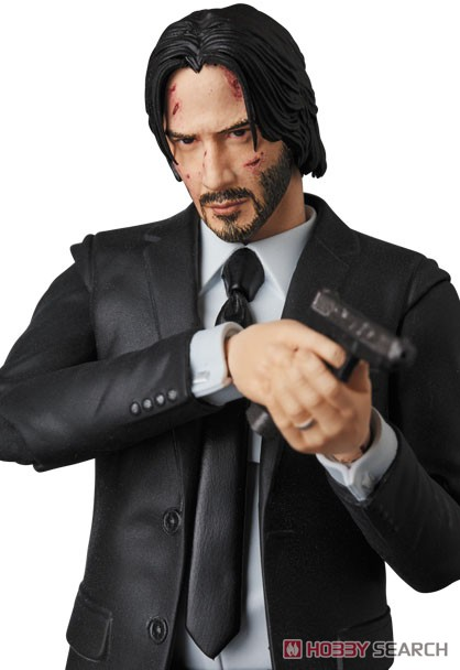 Mafex No.085 John Wick (Chapter 2) (Completed) Item picture6
