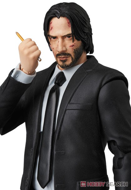 Mafex No.085 John Wick (Chapter 2) (Completed) Item picture7