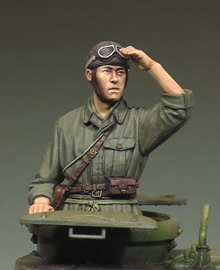 WWII 日本帝国陸軍 戦車長 (プラモデル)