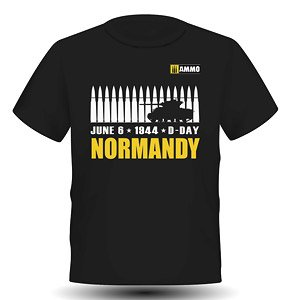 Normandy Sherman T-Shirt (XL) (Military Diecast)
