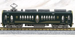 The Railway Collection Eizan Electric Car Series 700 Sightseeing Train `Hiei` (Model Train)
