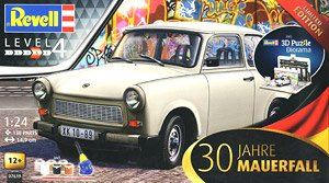 Trabant 601S 30Years Fall of The Wall (Model Car)