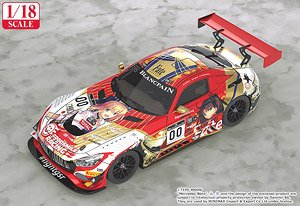 Good Smile Racing & Type-Moon Racing 2019 Spa 24H Test Day Ver. (Diecast Car)