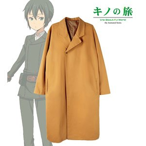 Kino`s Journey: the Beautiful World the Animated Series Coat Mens Free (Anime Toy)