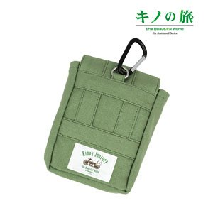 Kino`s Journey: the Beautiful World the Animated Series Waist Pouch (Anime Toy)