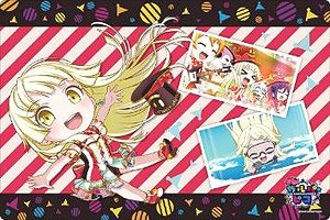 Bushiroad Rubber Mat Collection Vol.400 BanG Dream! Girs Band Party Pico [Kokoro Tsurumaki] (Card Supplies)