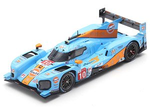 BR Engineering BR1 Gibson No.10 DragonSpeed 24H Le Mans 2019 H.Hedman B.Hanley (Diecast Car)