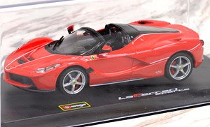 Ferrari LaFerrari Aperta (Red) (Diecast Car)