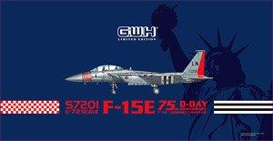 アメリカ空軍 F-15E D-Day 75周年記念塗装 (プラモデル)