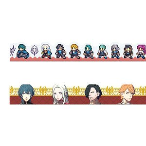 Fire Emblem: Three Houses Masking Tape [Adler Classe] (Anime Toy)