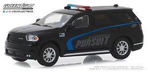 2019 Dodge Durango Pursuit Police SUV (Diecast Car)
