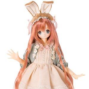 えっくす☆きゅーとふぁみりー Alice`s Tea Party ~お菓子なお茶会~ 三月うさぎ/ライリ (ドール)
