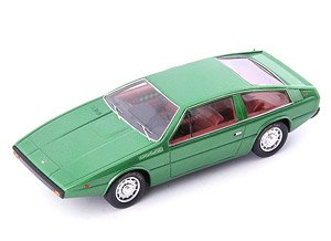 AutoCult Maserati 124 Coupé 2+2 Italdesign 1974 Green 1:43 ATC05028