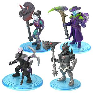Fortnite Collection MiniFigure 003 (Set of 4) (Character Toy