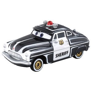 [Cars] Tomica C-42 Sheriff (Pin Stripes Type) (Tomica)