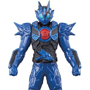 Rider Hero Series 06 Kamen Rider Vulcan Assault Wolf (Character Toy)