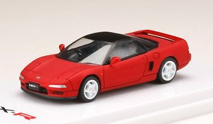Honda NSX (NA1) Type R 1992 Custom Color Version Matt Red Metallic (Diecast Car)