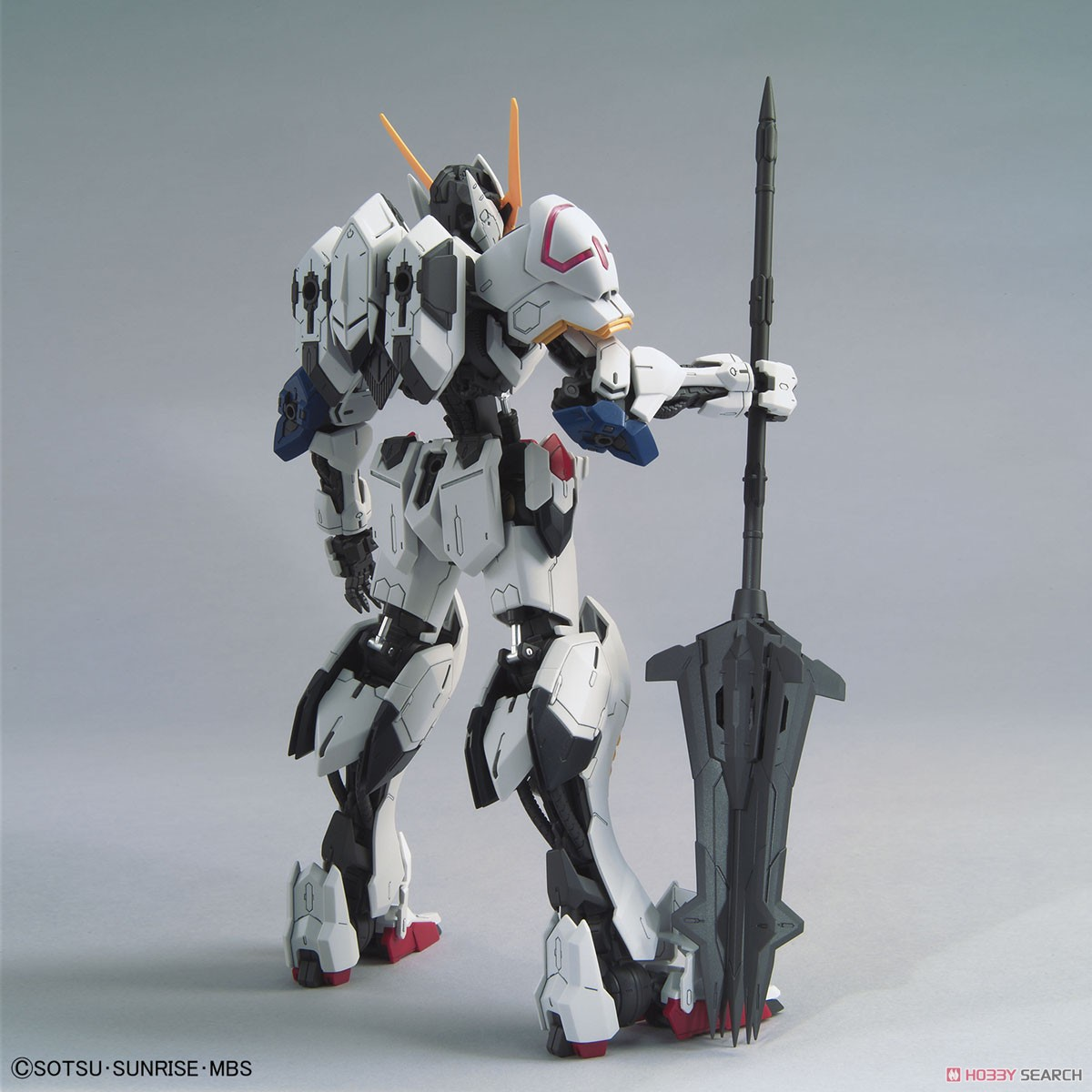 Gundam Barbatos (MG) (Gundam Model Kits) Item picture7