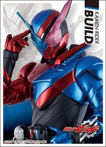 Character Sleeve [Kamen Rider Build] (EN-843) (Card Sleeve)