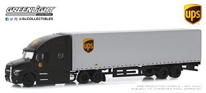 2019 Mack Anthem 18 Wheeler Tractor-Trailer - United Parcel Service (UPS) Freight (Diecast Car)