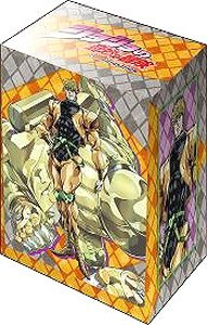 Bushiroad Deck Holder Collection V2 Vol.807 JoJo`s Bizarre Adventure Part.3 [Dio] (Card Supplies)