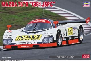 1//24 HASEGAWA SP88 Playsure Racing Mazda 767 B