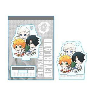 Nayamun Mini Stand The Promised Neverland Assembly (Anime Toy)