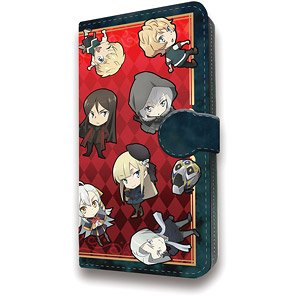 The Case Files of Lord El-Melloi II -Rail Zeppelin Grace Note- Notebook Type Smart Phone Case (Anime Toy)