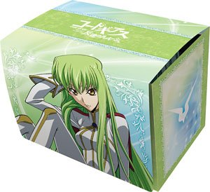 Character Deck Case Max Neo Code Geass Lelouch of the Rebellion [C.C.] (Card Supplies)