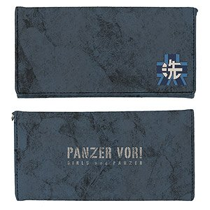 Girls und Panzer das Finale Oarai Girls High School Full Color Wallet (Anime Toy)