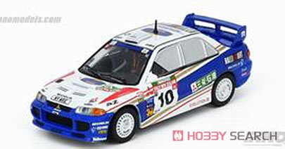 Mitsubishi Lancer Evolution III New Zealand Rally 1995 #10 (Diecast Car) Item picture1