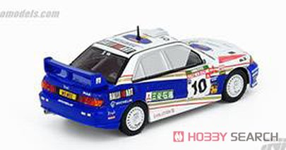 Mitsubishi Lancer Evolution III New Zealand Rally 1995 #10 (Diecast Car) Item picture2