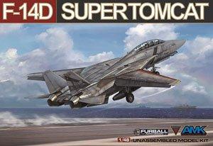 F-14D スーパートムキャット (プラモデル)