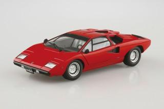 1974 Lamborghini Countach LP 400 PE Parts 1:24 Aoshima 058053