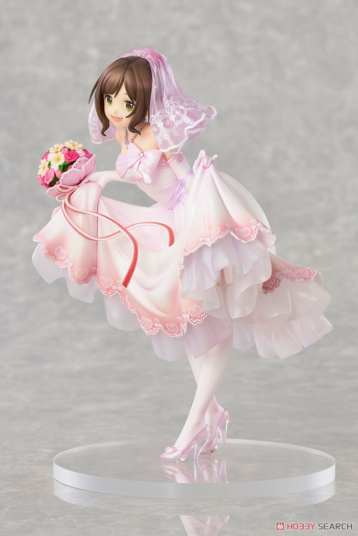 Miku Maekawa Dreaminbride Ver. Limited Edition (PVC Figure) Item picture4