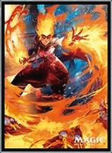 Magic The Gathering Players Card Sleeve [War of the Spark