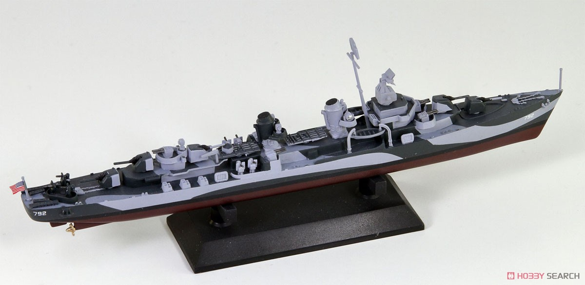 USS Fletcher Class Destroyers DD-792 Callaghan (Plastic model) Item picture2
