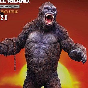 スターエーストイズ 「キングコング:髑髏島の巨神」 コング 2.0 ソフビ スタチュー (デラックス版) (完成品)