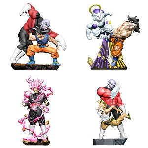 Dracap Rebirth The Long Awaited Super Revival Edition (Set of 4) (PVC Figure)