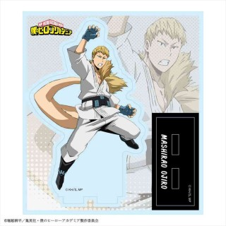 My Hero Academia Acrylic Figure Mashirao Ojiro Anime Toy Hobbysearch Anime Goods Store How come there isnt already one of these for him ??? my hero academia acrylic figure