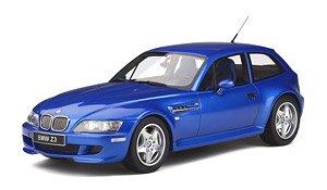 BMW Z3 M クーペ 3.2 (ブルー) (ミニカー)
