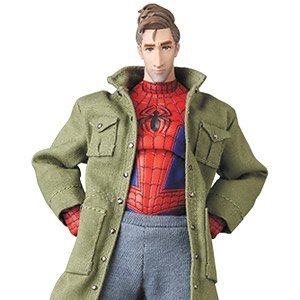 MAFEX No.109 SPIDER-MAN (Peter B.Parker) (完成品)