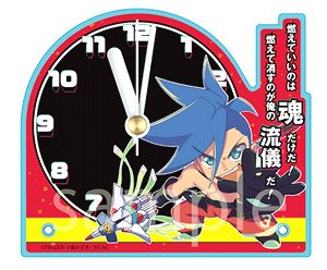 Promare Acrylic Table Clock (Anime Toy)