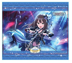 The Idolm@ster Cinderella Girls B2 Tapestry Rin Shibuya Over Myself Ver. (Anime Toy)