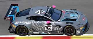 Aston Martin Vantage Amr Gt3 No 762 R Motorsport 24h Spa 2019 R