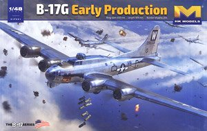 B-17G Flying Fortress Early Version (Plastic model)